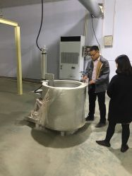 Shell Equipment Slurry Mixing Tank for Investment Casting