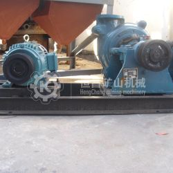 Factory Sales Horizontal Centrifugal Slurry Pump Widely Used in Mining