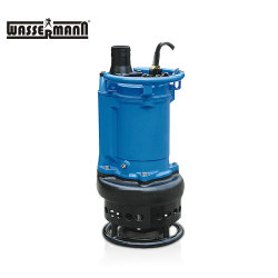 8HP Three Phase Mud Slurry Transfer Sewage Water Pump