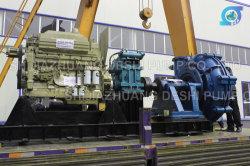 Mine Minerals Tailings Air Cooled Diesel Engine Slurry Pump