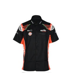 China Custom Embroidery Supercar Sports Uniform Racing Apparel Shirt