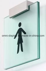 Display Aluminium Sign Holder Clamp
