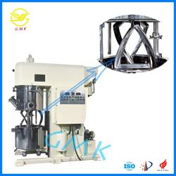 Lithium Slurry High Quality Lithium Battery Disperser Double Planetary Mixer