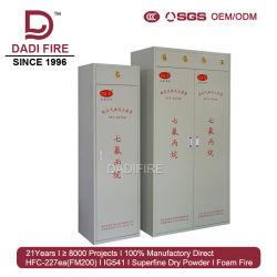 Wholesale Non-Pipeline Fire Fighting Equipment FM200 Cabinet Type 100L Hfc227ea