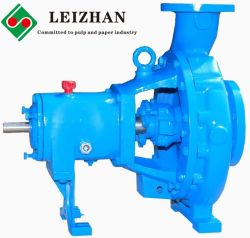 Horizontal Sludge Slurry Centrifugal Pulp Pump for Paper Mill