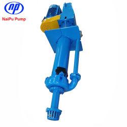 Single Stage Sludge Handling Acid Resistant Slurry Sump Pump