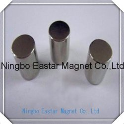 Big Size Strong Permanent Neodymium /NdFeB Cylinder Magnet