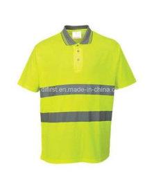 Fashion Hi Visibility Polo Shirt, Meet En/ANSI, Direct Factory