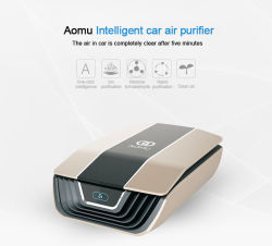 7493a5d8991 Cleaner Oxygen Anion Generator Mini Car Air Purifier