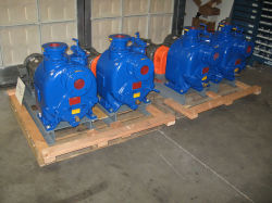 Single-Stage Electric Self Priming Centrifugal Pump