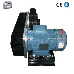 Belt-Driven Air Pump for Cement Slurry Blow-off System