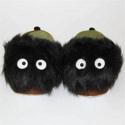 cd3fd8141e4ecf OEM Plush Slippers Soft PP Cotton Winter Adult Stuffed Slippers