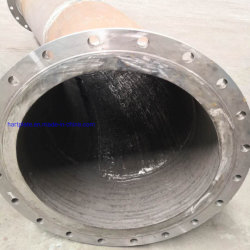 Wear/Abrasion Resistant Steel Pipe/Tubing/Elbow Used for Slurry Pumps/Chutes/Dredging