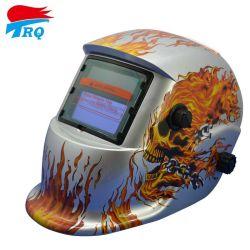 Auto Darkening Welding Helmet (TRQ-HD08) TIG MIG Arc Welding Equipment Welding Cap