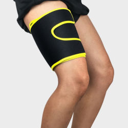 Outdoor Football Sports Protecting Thighs Muscles Injury Protecting Gear Tightening Body