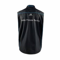 Embroidery Sports Uniform Softshell Vest Supercar Volvo Racing Apparel Manufacturer