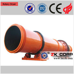 China Rotary Dryer Used in Ore Dressing Line
