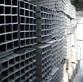 Blcak Square Steel Pipe