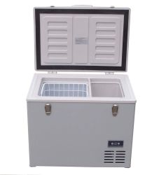 55L DC Portable Compressor Fridge Freezer(NCC-55)