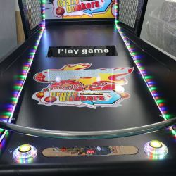 Arcade Game Center Indoor Sports Game Basketball Machine for Adult