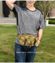 Custom Travel Sports Tactical Waist Bag Fanny Pack Promotional Wholesale