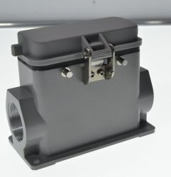 Side Ent Metal Hood Electrical Terminal Connector