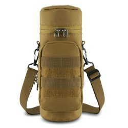 Outdoor Sports Travel Camping Hiking Water Bottle Carrier Insulated Cover Bag
