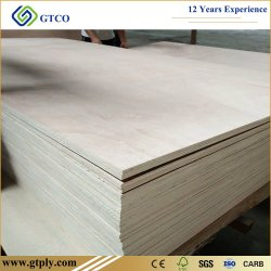 4X8 Phenolic Glue Commercial Plywood with China Furniture Wholesale Melamine Board