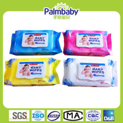 Soft Baby Wet Wipes, Baby Tissue, Cleaning Towel