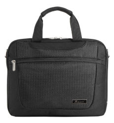 b5a5a08266 Black Style Laptop Bag Traveling Bag for Men (SM8934C)