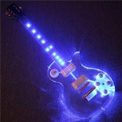 Pango Music Acrylic Body Lp Electric Guitar (PAG-XXS)