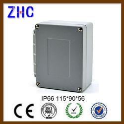 115*90*56 Waterproof IP66 Aluminum Pedal Box Junction Box