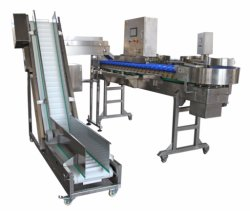 for Poutry and Sea Food Automatic Checkweigher Machine