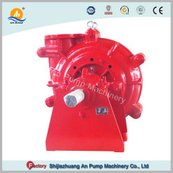 Horizontal Heavy Duty Slurry Pump for Mineral Processing