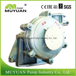 Single Stage Tunnelling Application Mining Slurry Pump