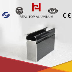 Aluminium Profile Window Simulation Wood