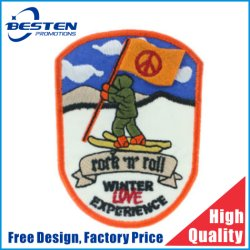 picture about Printable Iron on Patches referred to as China Revealed Embroidery Patch, Revealed Embroidery Patch