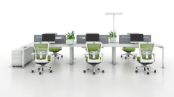 China Manufacture Customized Open Workstation Modular Office Furniture