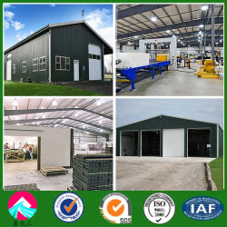 Prefab Steel Structure Mini Storage Building