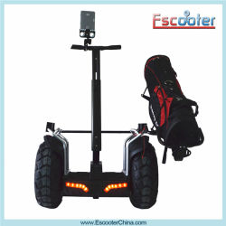 Grass Protection Electric Golf Scooter, Golf Cart for New Design