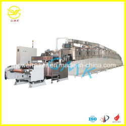 Li Battery Cathode Slurry Vertical Type Single (double) Surface Coater