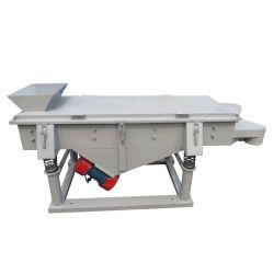 Large Capacity Horizontal Vibrating Soil Topsoil Screener Machine