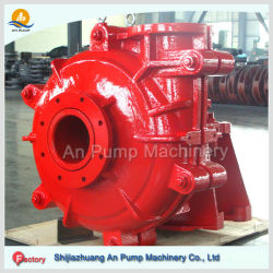 Horizontal Gold Mining Regrind Cyclone Feed Slurry Pump
