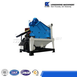 Hydrocyclone Recycling System for Tailings Mud Desander