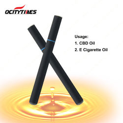 Ocitytimes Wholesale 300puffs Disposable Electronic Cigarette with Ce Certificate