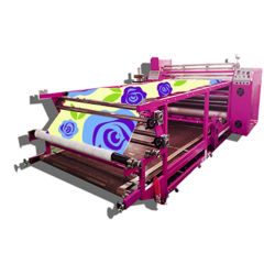 Roller to Roller Multifunctional Sublimation Heat Press Machine