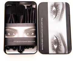 Cosmetic Tool Makeup Tools Face and Eyes Makeup Brush Set 12PCS in Box