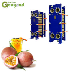 Gyc Passionflower Passiflora Passion Kiwi Egg Fruit Juice Production Line
