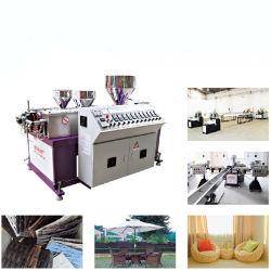 High Speed PE PP PVC Plastic Rattan Extruder Machine
