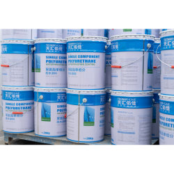 Tecway K11 Polymer Modified Cement Waterproof Slurry Construction Waterproofing Material Water Based Waterproof Coating